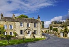 Burnsall Dorf Stockfoto
