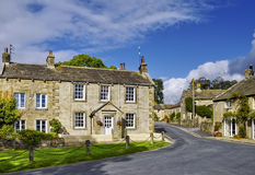 Burnsall Village Stock Photo