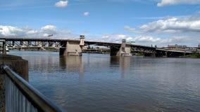 Burnside Bridge royalty free stock image