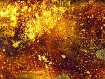 Burnt background Stock Photo