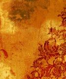 Burnt grunge wallpaper royalty free illustration