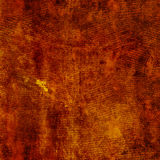 Burnt orange grunge texture Royalty Free Stock Image