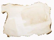 Burnt paper Stock Photos