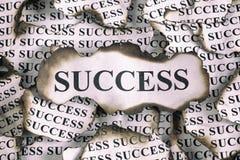 Burnt Success Stock Image