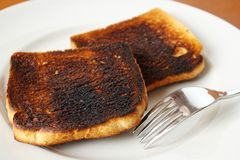 Free Burnt Toast Stock Images - 30041464