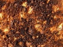 Burnt Toast Stock Photos
