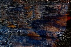 burnt wood texture royalty free stock photography