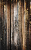 Burnt wooden plank Stock Photo