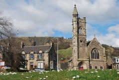 Burntisland Church Stock Photo