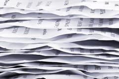 Burocracia Imágenes de archivo libres de regalías