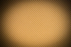 Burr brown leather background Stock Photography