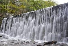 Burr Pond State Park Torrington le Connecticut photos libres de droits