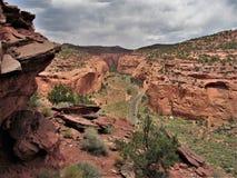 Burr Trail stockfotografie