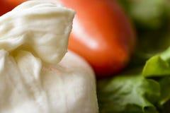 Burrata image libre de droits