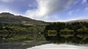 Burrator op Dartmoor stock foto's