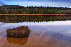 Burrator Reservoir Royalty Free Stock Photography