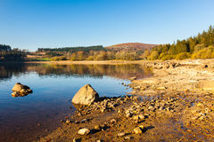 Burrator Reservoir Dartmoor Devon Stock Photo