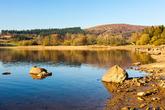 Burrator Reservoir Dartmoor Devon Royalty Free Stock Images