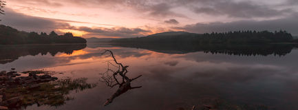 Burrator Sunrise Royalty Free Stock Photo