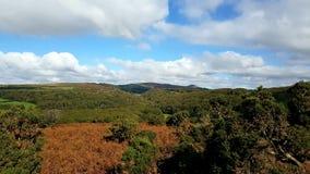 Burratordam Het Nationale Park van Dartmoor devon het UK Stock Afbeelding