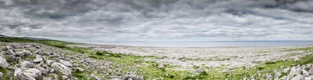 burren Ирландия Стоковое фото RF