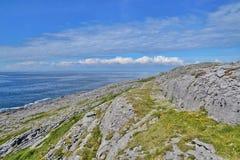 The Burren Stock Image