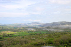 Burren in county Clare, Ireland Royalty Free Stock Images
