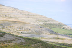 Burren in county Clare, Ireland Stock Photography