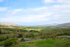The Burren, Ireland Royalty Free Stock Image