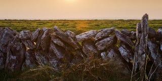 Burren, Irland Stockfotos