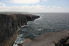 The Burren Stock Photo