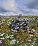 The Burren Landscape 12 Royalty Free Stock Photography