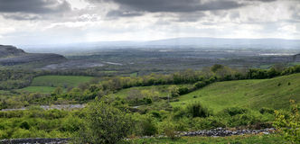 The Burren Landscape Royalty Free Stock Image