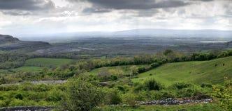 The Burren Landscape Royalty Free Stock Image