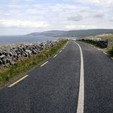 The Burren near Derreen, West Eire Royalty Free Stock Image
