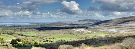 The burren Stock Photography