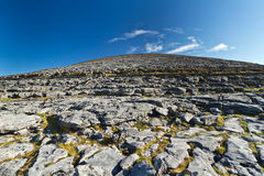 Burren scenery Stock Photography