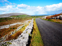 The Burren Stock Photos