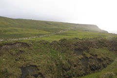 Burren Way, near Doolin, County Clare, Ireland Stock Image