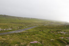Burren Way, near Doolin, County Clare, Ireland Royalty Free Stock Photography