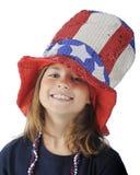 burried дядюшка шлема s sam вниз Стоковые Изображения