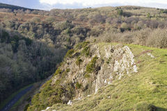 Burrington Combe Stock Photography