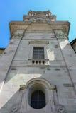 Burristurm -索洛图恩,瑞士 免版税库存图片