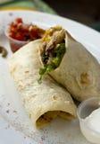 burrito Royaltyfri Fotografi
