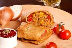 Burrito Stock Image