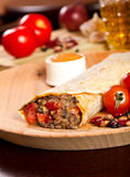 Burrito Royalty Free Stock Image