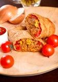 Burrito стоковая фотография rf
