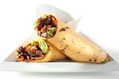 burrito photographie stock