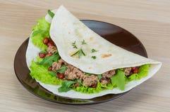 burrito images libres de droits