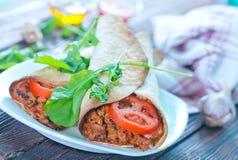 burrito Стоковое фото RF